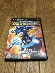 Sonic Gems Collection SEGA Play Station 2 PS2 Game Software Japan Used