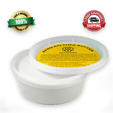 8 oz. Ivory Raw African Shea Butter From Ghana Natural Organic Pure Unrefined