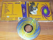 PETER MATHERS - MIRAGE / ALBUM-CD 1998 MINT-