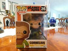 Funko Pop! Cornelius #26 Planet Of The Apes Vinyl Figure Ships In Pop Protector