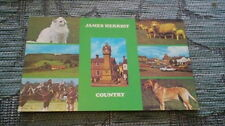 James Herriot Country  (Yorkshire)    Vintage Postcard (used)