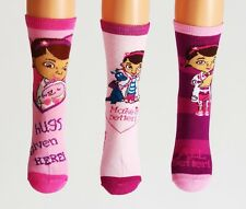 Disney Sofia The First 2 pack Socks size Uk 6 to 2 euro 23 to 34