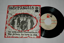 """7""""/JACK`S ANGELS/GRUNSKY/WINDHOLZ/THE PRINCE IN LOVE IS ME/Amadeo AVRS 21509"""
