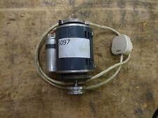 1/20 HP single pahse motor