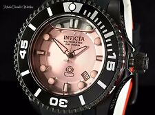 Invicta 47mm Grand Diver 2 Gen II LIQUID DIAL Automatic Red Dial Black Watch