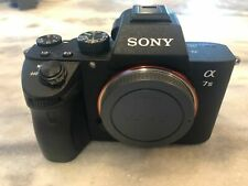 Sony Alpha a7 III Mirrorless Digital Camera Body - ILCE7M3/B