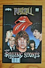 The Rolling Stones, Issue #6, Second Printing, Dec.1989.