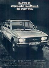 VW-K70-1971-IV-Reklame-Werbung-genuine Advert-La publicité-nl-Versandhandel