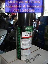 LAVA CATENE MECCANOCAR - FLUIDO SGRASSANTE PROFESSIONALE PER CATENE MOTO 400 ml