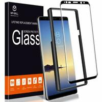 Protector de Pantalla Cristal Vidrio Templado Solo Para Samsung Galaxy Note 8