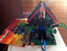 LEGO 6048 - CASTLE MAJISTO MAGICAL WORKSHOP - 1993 Rare / Vintage Complete