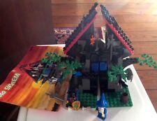 LEGO 6048 - CASTLE MAJISTO MAGICAL WORKSHOP - 1993 Rare / Vintage Complete
