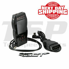 SCT X4 7015 PERFORMANCE HANDHELD FLASH TUNER FORD PROGRAMMER OVERNIGHT SHIPPING