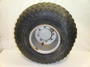 Wheel Tire Rim Front Rear 84 85 Honda ATC110 ATC 110 125 M ATC125M 3 Wheeler ATV