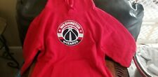 Washington wizards Pullover Hoodie Red Large #2 Wahl