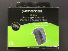 New Enercell 85- Watt Foreign Travel Voltage Converter # 273-361