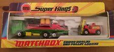 MATCHBOX SUPERKINGS MODEL No K-20  CARGO HAULER & LOADER