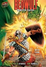 Graphic Myths and Legends: Beowulf : Monster Slayer by Paul D. Storrie (2008,...