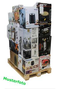 Kundenretouren Haushaltsgeräte Kaffeemaschine Dampfbügeleisen Entsafter Mixer