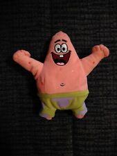 """Ty Beanie Baby Patrick Star the Starfish from SpongeBob SquarePants Retired 6"""""""