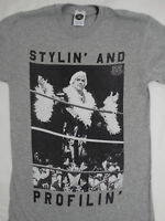Ric Flair Stylin and Profilin Officially Licensed Wrestling WWE T-Shirt