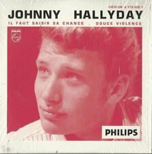 JOHNNY HALLYDAY il faut saisir sa chance   NEUF EN BLISTER