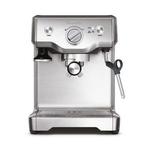 Brand New Breville the Duo-Temp Pro 2 Cups 1700 Watt Espresso Machine BES810BSS