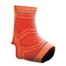 "Shock Doctor Ankle Support, Knöchelschützer ""Compression Knit"" Orange Sport, MAA"