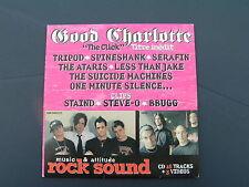 CD SAMPLER GOOD CHARLOTTE STAIND STEVE-O BBUGG TRIPOD SPINESHANK SERAFIN