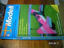 1?µ µ? Revue Modell (modele reduit avion RC en allemand) 12/1993