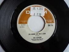 Cat Stevens – I'm Gonna Get Me A Gun    DM.118     VINYL VG