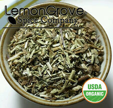 * CERTIFIED ORGANIC * 2 oz Hyssop Herb C/S (Hyssopus officinalis)