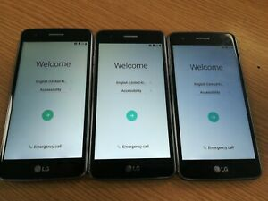 7x LG K8 2017 M200n Mobile Phone Unlocked