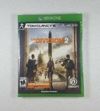 Tom Clancy's The Division 2: Xbox One - Brand New Sealed - Free Shipping!