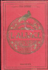 L'Alsace Le Pays et ses habitants Charles Grad 1924