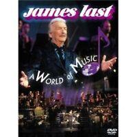 """JAMES LAST """"A WORLD OF MUSIC"""" DVD NEU"""