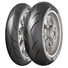 Set de Pneus Dunlop 110/70zr17 54h 170/60zr17 (72w) Sportsmart TT