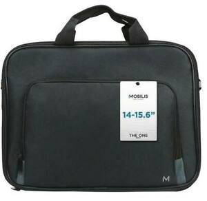 "MOBILIS Notebook Tasche TheOne Clamshell zipped 15"" - 15,6 Zoll Laptoptasche"