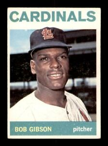 1964 Topps Set Break # 460 Bob Gibson VG-EX *OBGcards*