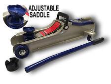2 Ton 80mm Low Profile Hydraulic Trolley Floor Jack Garage Race Lifting Car L600