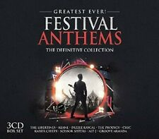 Various Artists - Greatest Ever Festival Anthems / Various [New CD] UK - Import