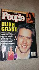 Selena Quintanilla Perez PEOPLE 7/10/95 magazine Hugh Grant