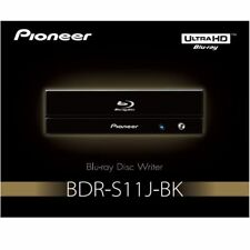 BDR-S11J-BK Pioneer Ultra HD Blu-ray Burner 4K Bluray internal drive BD/DVD/CD