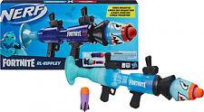 New Nerf Gun Fortnite Ripply RL Rocket Launcher Blaster Boy's Toy Guns Foam Dart
