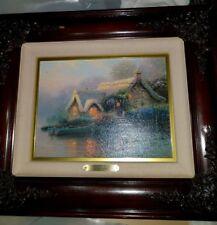 thomas kinkade lochaven cottage