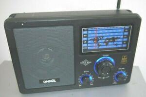 ONDIAL 9682 7 BAND RADIO