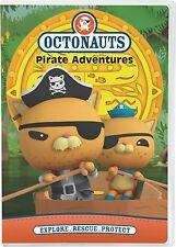 Octonauts: Pirate Adventures (DVD, 2015)