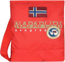 Borsello Napapijri   Linea North Cape   4BNN3R16-Red Pepper