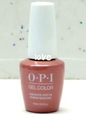 OPI GelColor New Gel Nail Polish GC P37- Somewhere Over The Rainbow Mountains