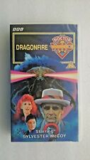 Doctor Who - Dragonfire (VHS/H, 1993) - Sylvester McCoy - Tape NEW and SEALED